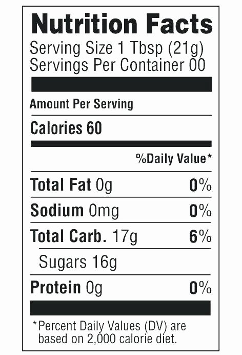 Nutrition Label Template Excel Awesome Blank Nutrition Label Template Excel Also Free Facts