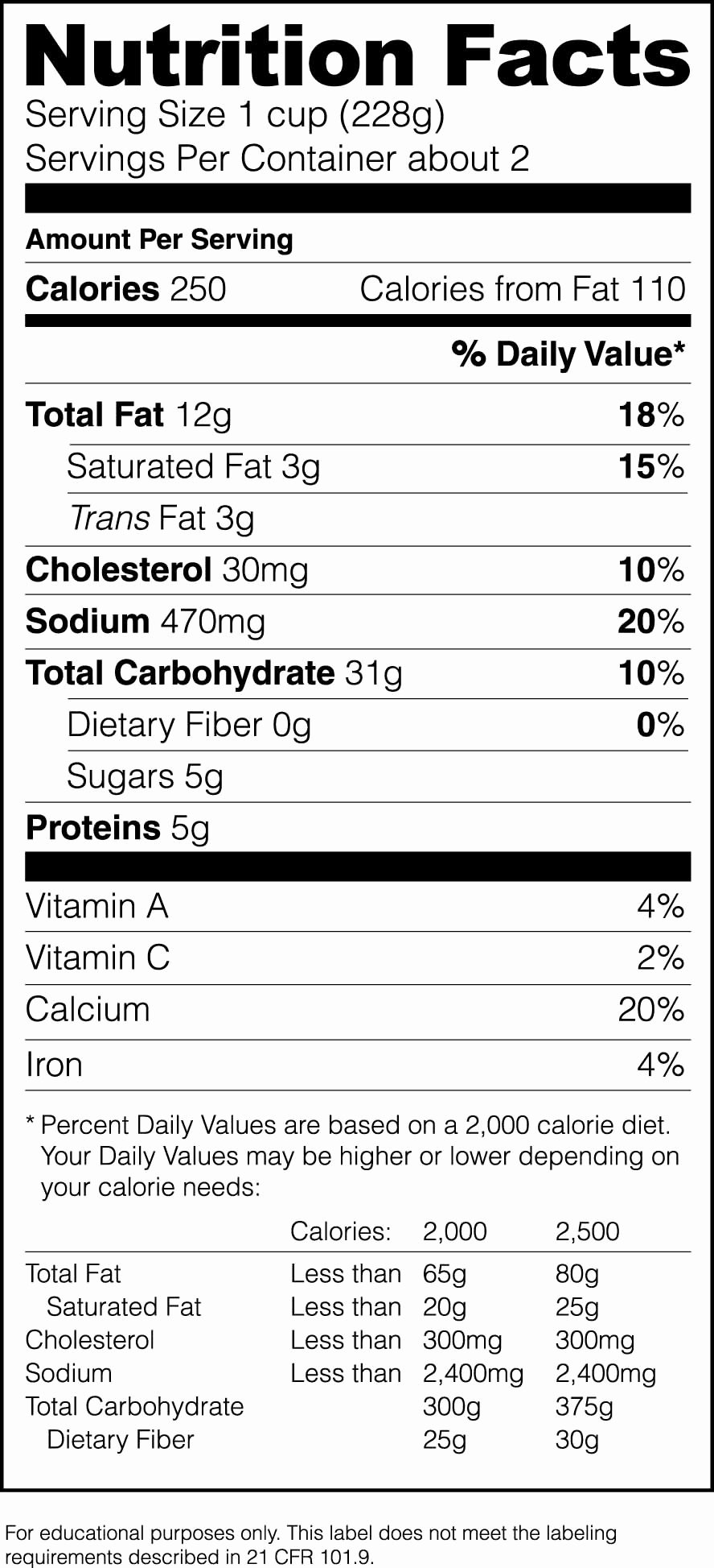 Nutrition Label Template Free Fresh Nutrition Fact Label Maker Nutrition Ftempo