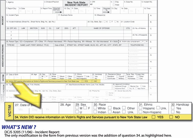 Nyc Report Card Template New Standard forms for Law Enforcement Grant Applicants and
