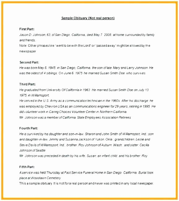 Obituary Template Google Docs Fresh Uploaded by Free Download Obituary Template Microsoft Word