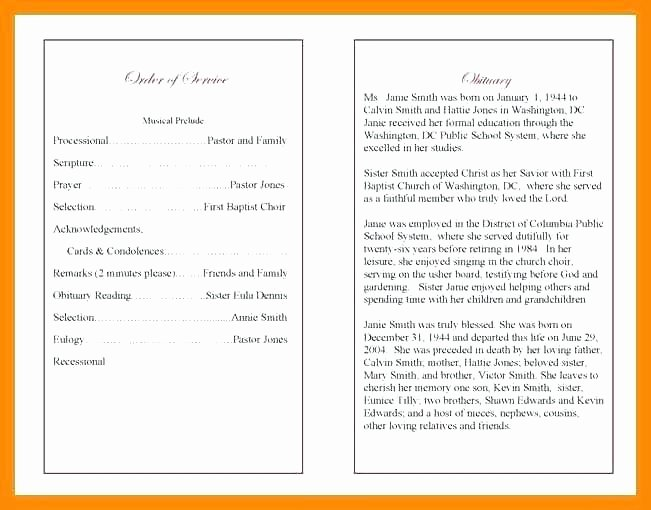 Obituary Template Google Docs Lovely Sample for A Fathers Obituary Writing Father An Template