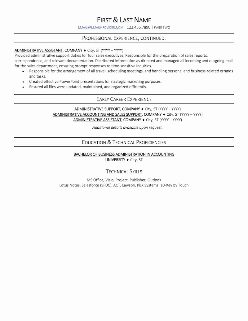 Office assistant Resume Template Beautiful Fice Administrative assistant Resume Sample