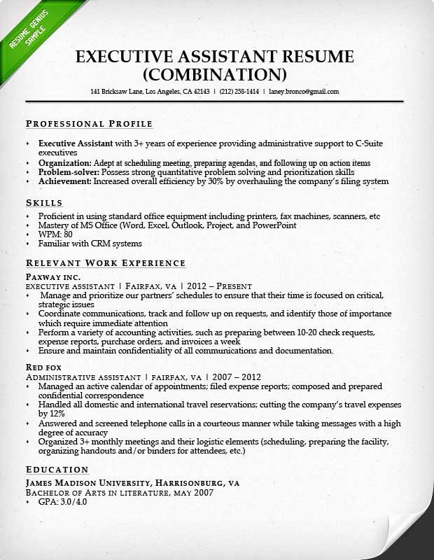 Office assistant Resume Template Best Of Administrative assistant Resume Sample