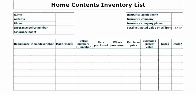 Office Supplies Inventory Template Lovely Fice Supply Checklist Template Excel How Keep An