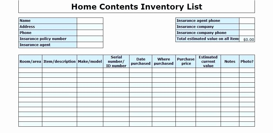 Office Supplies Inventory Template Luxury Office Inventory Template – Chaseevents