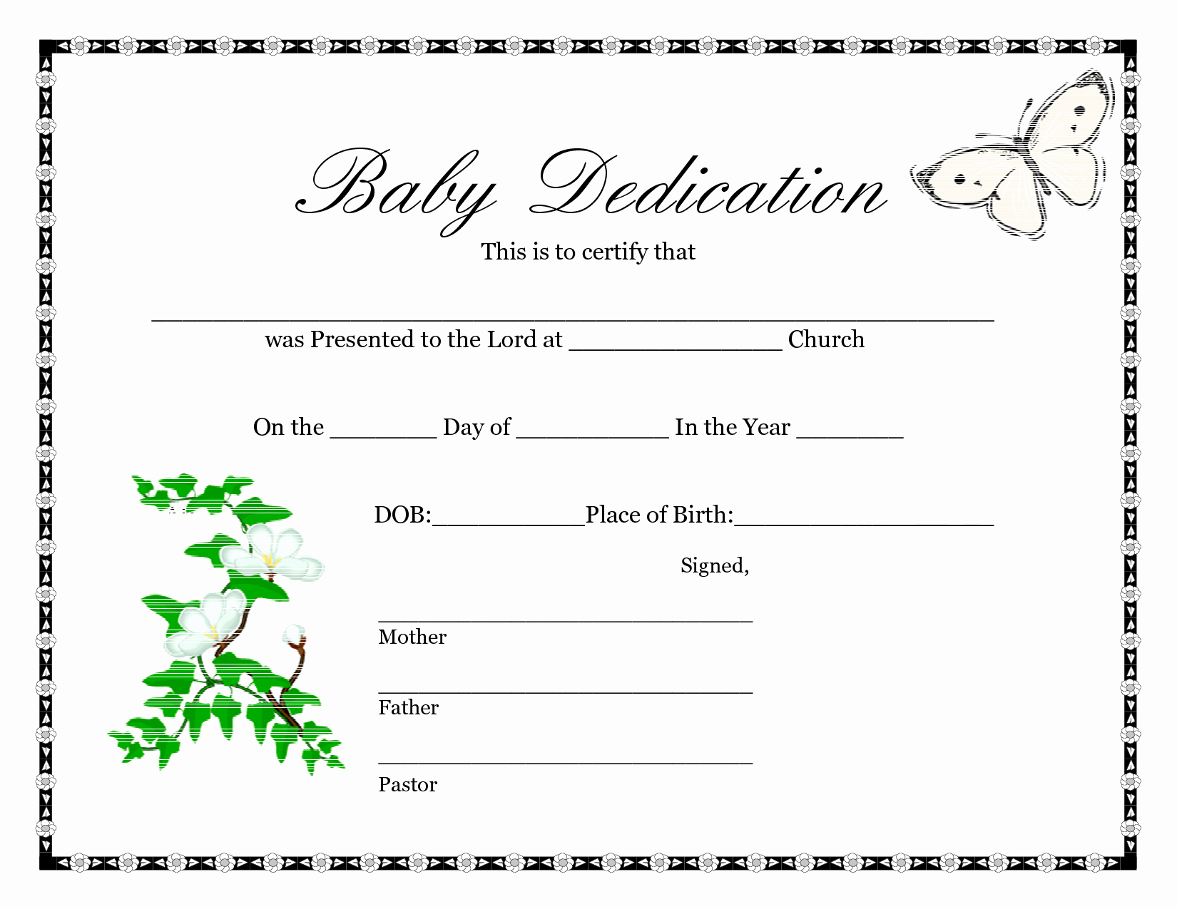 Official Birth Certificate Template New Ficial Certificate Template Portablegasgrillweber