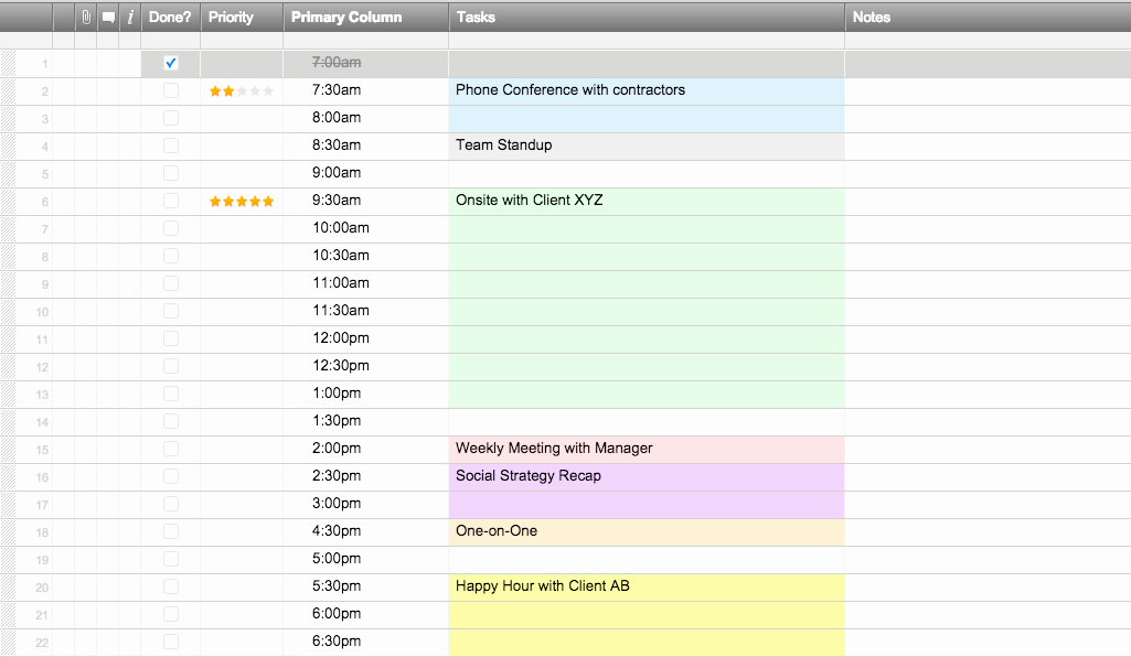 On Call Scheduling Template Best Of Free Excel Schedule Templates for Schedule Makers