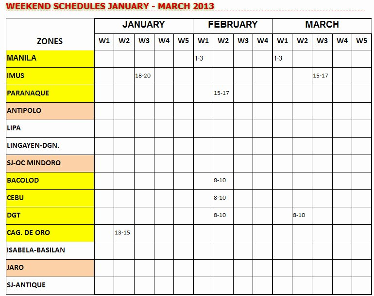On Call Scheduling Template New Schedule Templates Shooting Schedule Template Sample