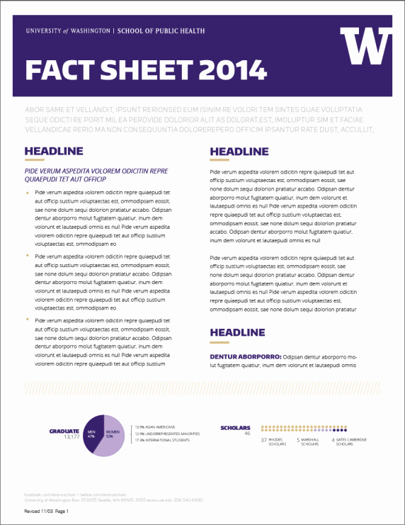 One Sheet Template Word Fresh 12 Fact Sheet Templates Excel Pdf formats