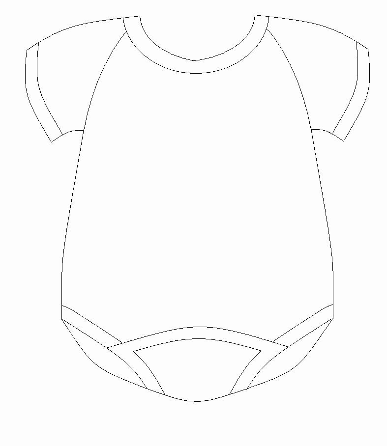 onesie templates with printing instructions