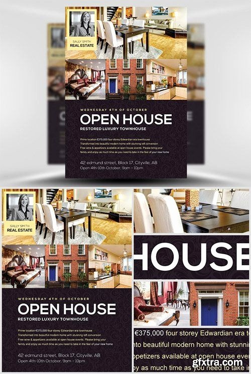 Open House Flyers Template Inspirational 10 Best Free Flyer Templates Microsoft Word Images On