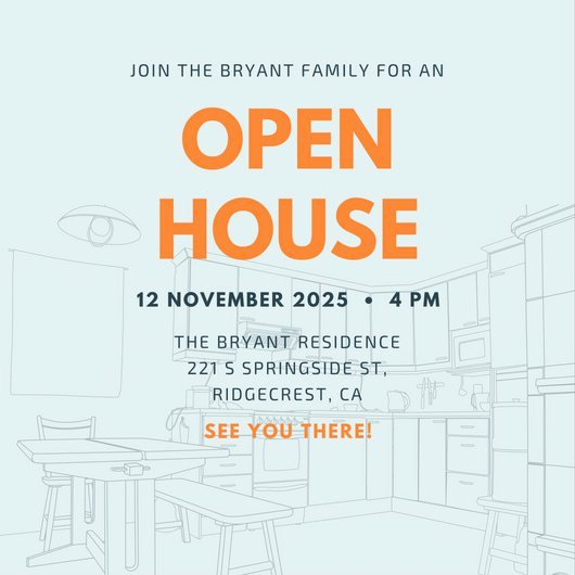 Open House Invite Template Luxury Open House Invitation Templates Canva