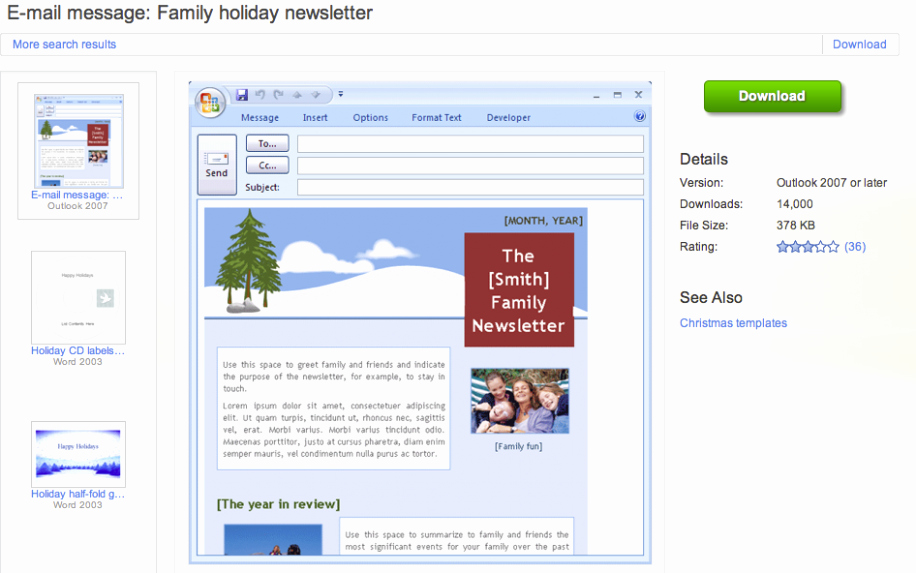 Outlook Email Newsletter Template New Newsletter Templates Outlook
