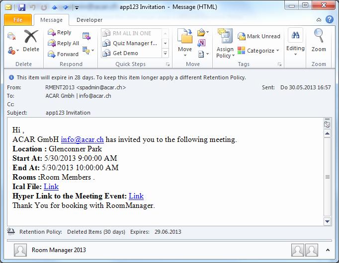 Outlook Meeting Invite Template Fresh Outlook Invitation Template – orderecigsjuicefo