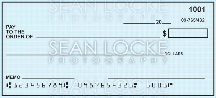 Oversized Check Template Free Fresh Fake Check Template for Presentation – Harddancefo