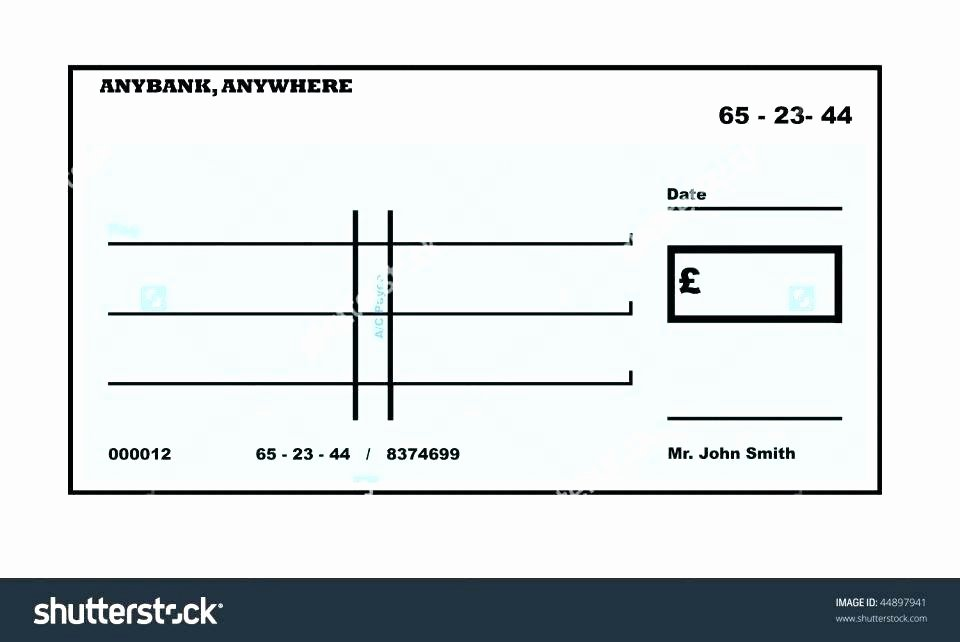 Oversized Check Template Free Luxury Image Result for Free Blank Check Template Presentation