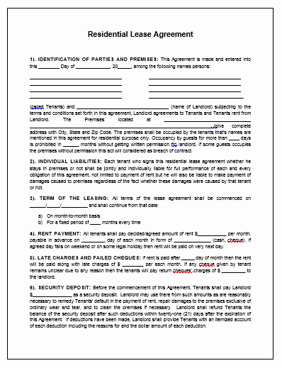 Owner Finance Contract Template Fresh Property Agreement Template Microsoft Word Templates