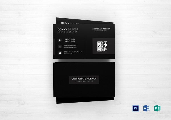 Pages Business Card Template Beautiful 39 Professional Business Card Templates Pages Psd