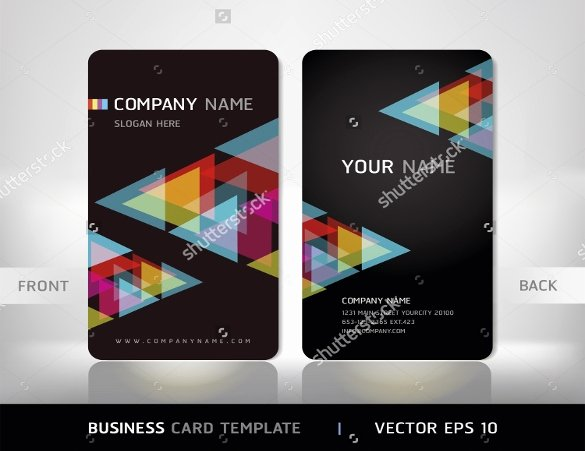 Pages Business Card Template Beautiful 59 Free Business Card Templates Indesign Pages Word