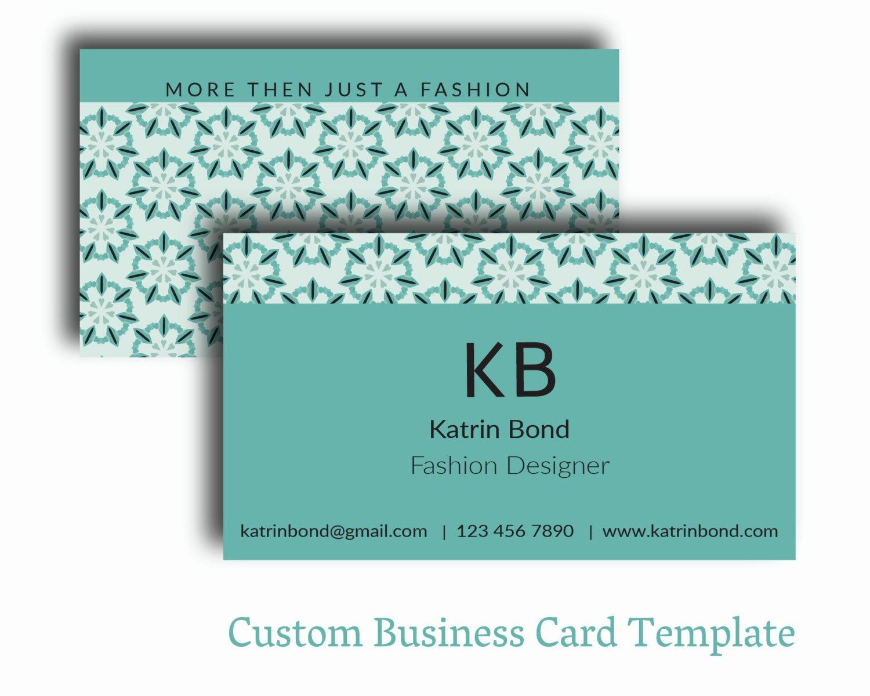 Pages Business Card Template Unique Business Card Template Calling Cards Custom Business Cards