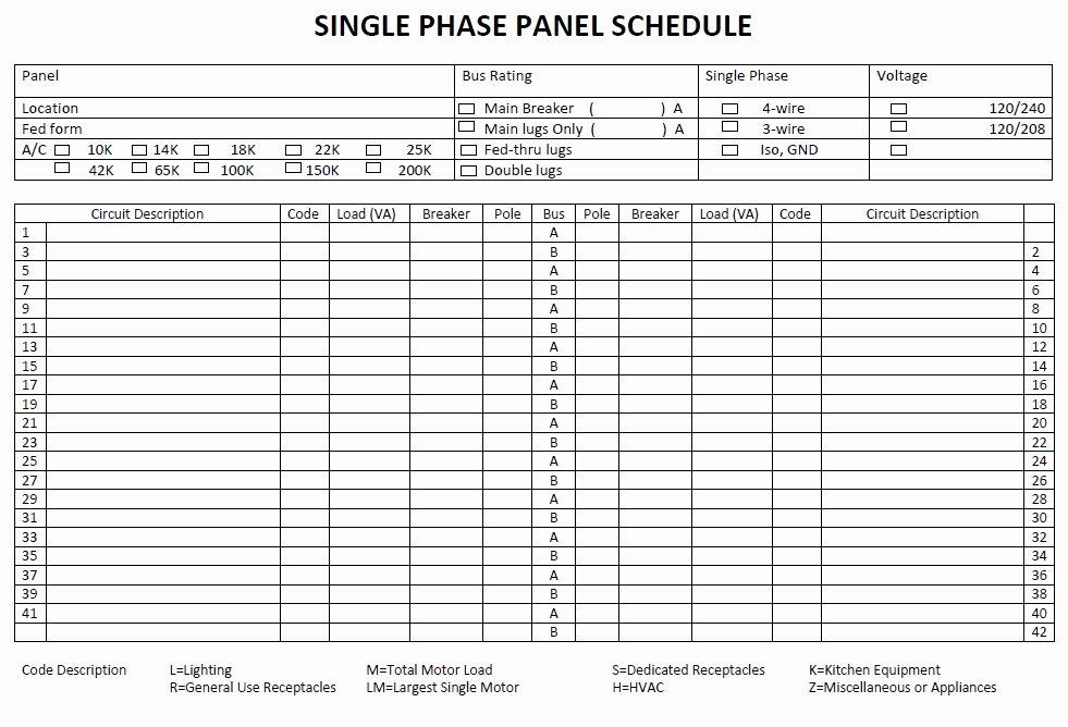 Panel Schedule Template Excel Best Of Panel Schedule Template 5 Free Templates Schedule