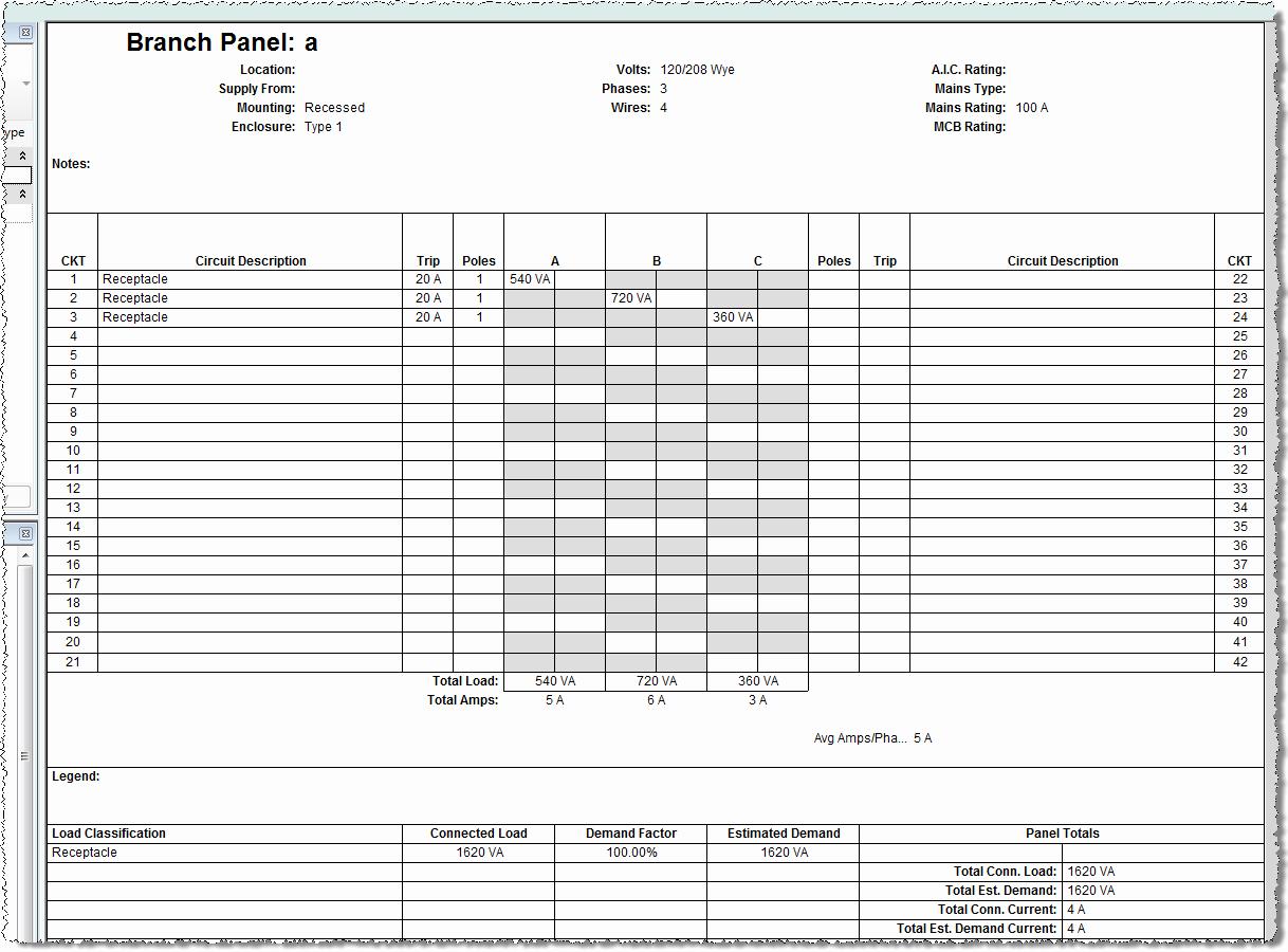 Panel Schedule Template Excel Inspirational Breaker Panel Label Template Related Keywords Breaker