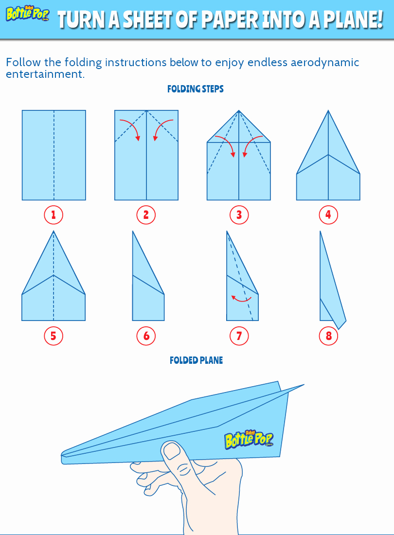 Paper Airplane Template Pdf Inspirational 4 Best Of Paper Airplane Templates Printable for