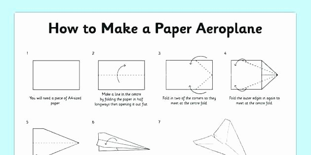 Paper Airplane Template Pdf Inspirational Paper Air Plane Templates Best Paper Airplane Design Paper