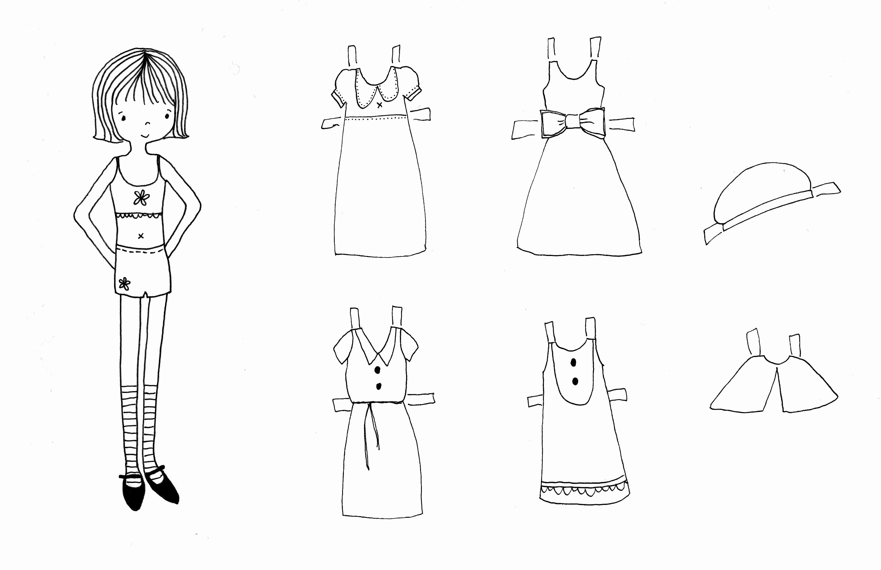 Paper Doll Clothes Template Beautiful Pinterest Discover and Save Creative Ideas