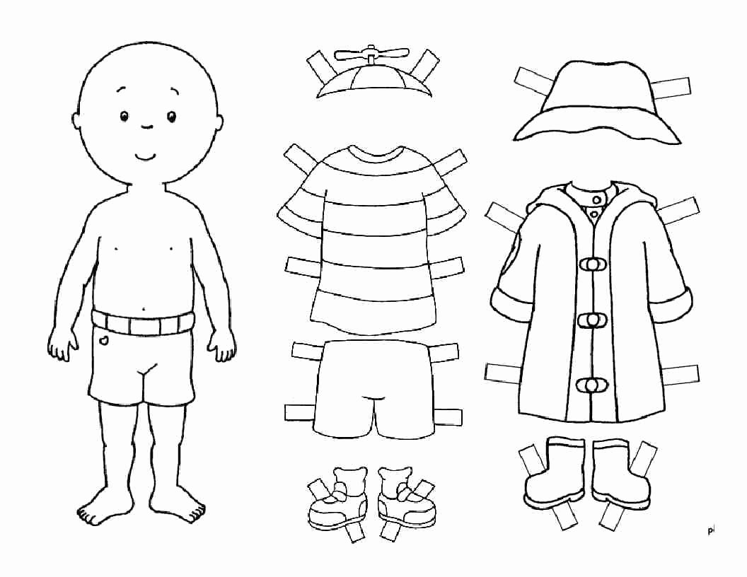 "Paper Doll Clothes Template Luxury Beneath the Wraps ""just What I've Always Wanted"""