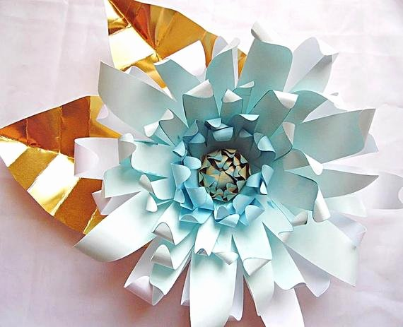 Paper Flower Backdrop Template Lovely Giant Diy Paper Flower Templates with by Catchingcolorflies