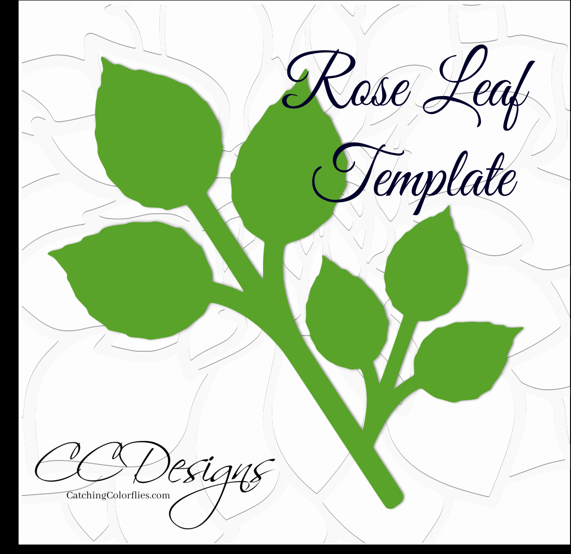Paper Flower Leaf Template Elegant Paper Flower Templates with Full Tutorials Printable Pdf