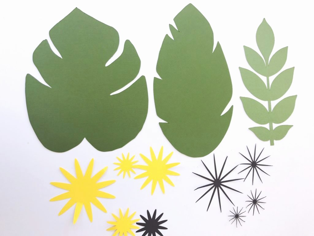 Paper Flower Leaf Template Fresh Paper Flowers Diy Templates and Ready to Ship