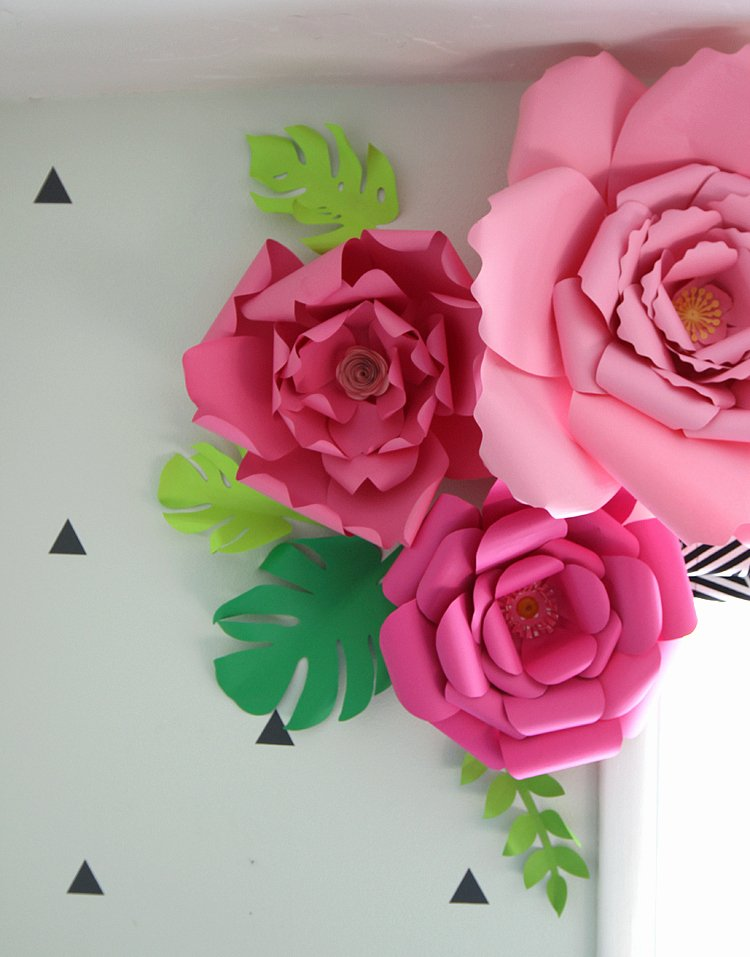 Paper Flower Template 3d Fresh the Craft Patch How to Make Paper Flowers