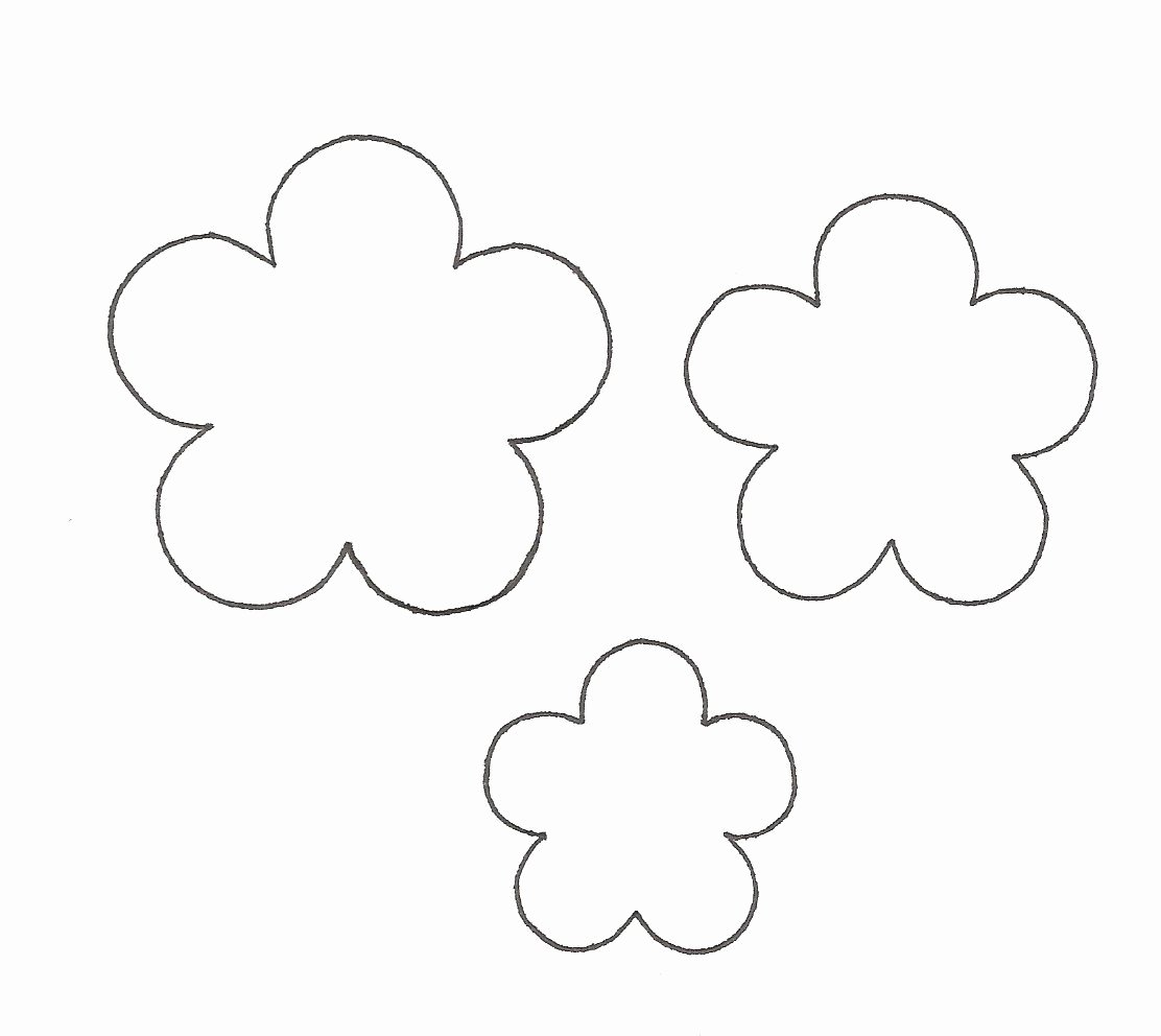 Paper Flower Template 3d Lovely 7 Best Of 3d Flowers Templates Printables Paper