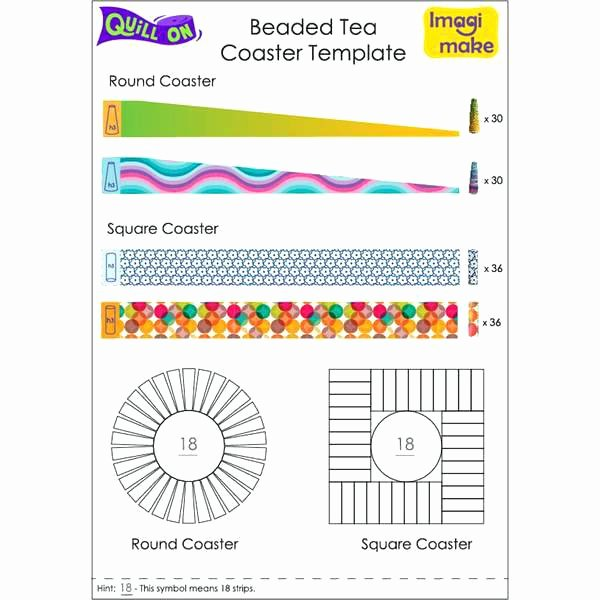 Paper Roller Coaster Template Unique Coaster Template Paper Roller Templates Hp Marble Pdf