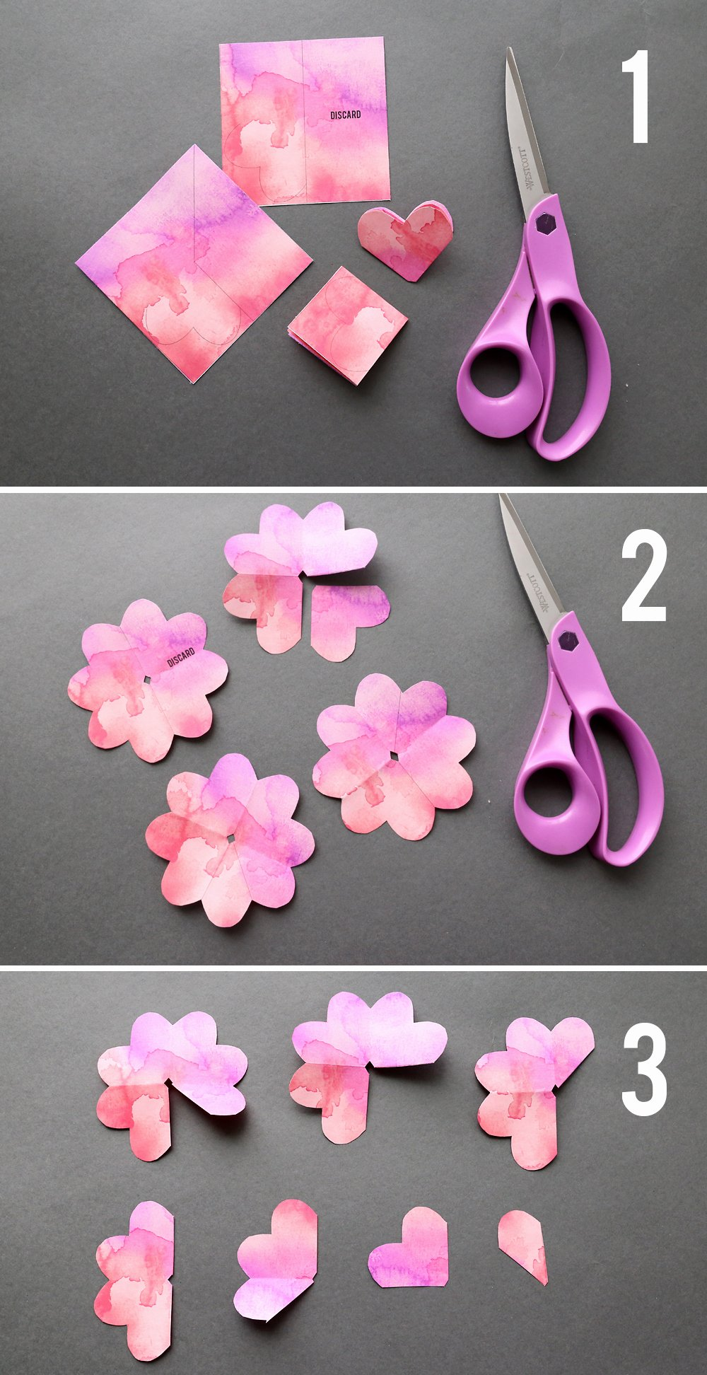 Paper Rose Template Printable Fresh Make Gorgeous Paper Roses with This Free Paper Rose