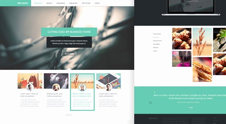 Parallax Website Template Free Lovely Simple Parallax Website Template Free 20 Free Responsive