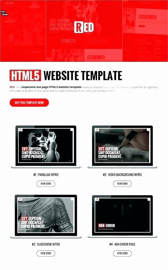 Parallax Website Template Free Luxury User Friendly Free and Premium Website Templates
