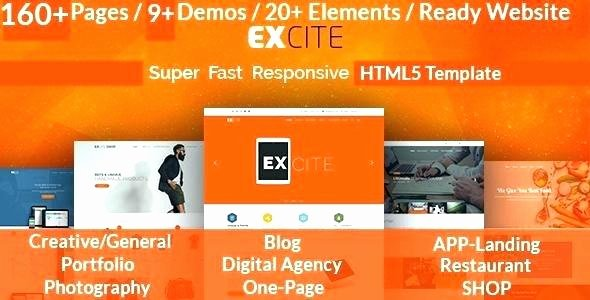 Parallax Website Template Free New Parallax Website Template – Hafer