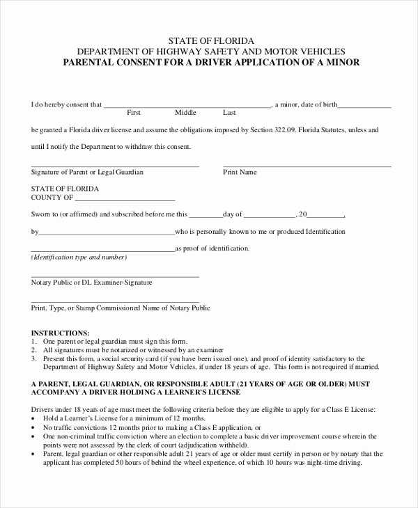 Parent Release form Template New Parent Release form Template Alfonsovacca