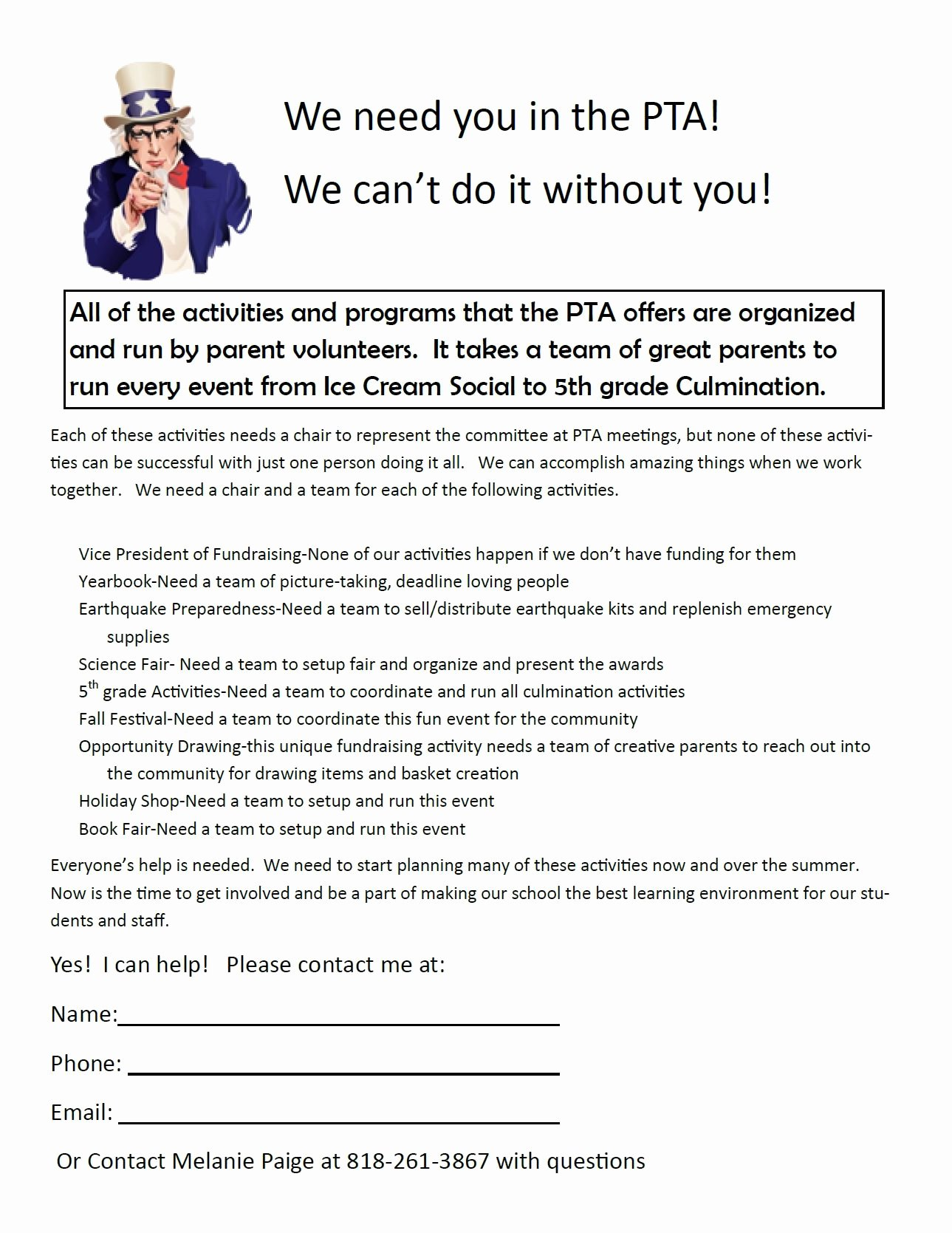 Parent Volunteer form Template New High School Parent Volunteer Request Letter Google