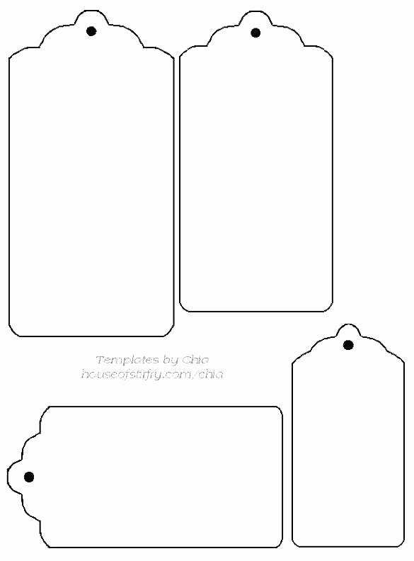 Parking Hang Tags Template Fresh Door Hanger Template Word Elegant Free Printable Hang Tag