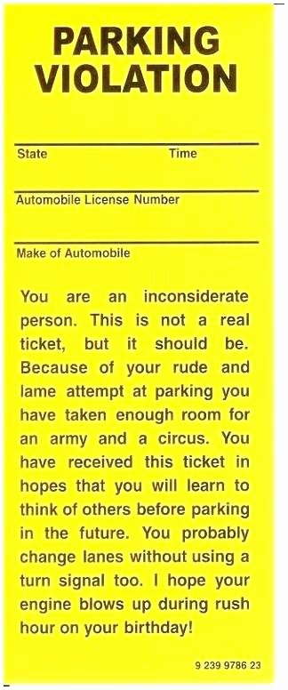 Parking Ticket Template Word Beautiful Parking Tickets Template Free Download Fake Violation