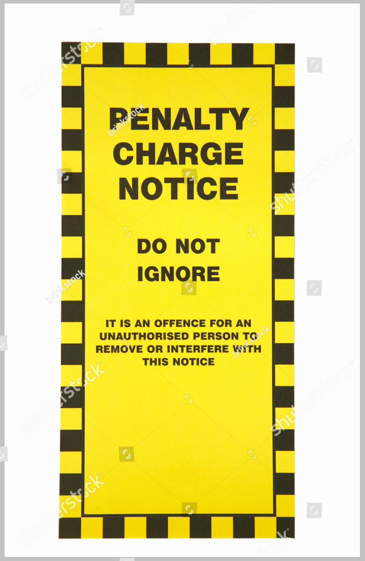 Parking Ticket Template Word Lovely Parking Tickets Template – Free Download