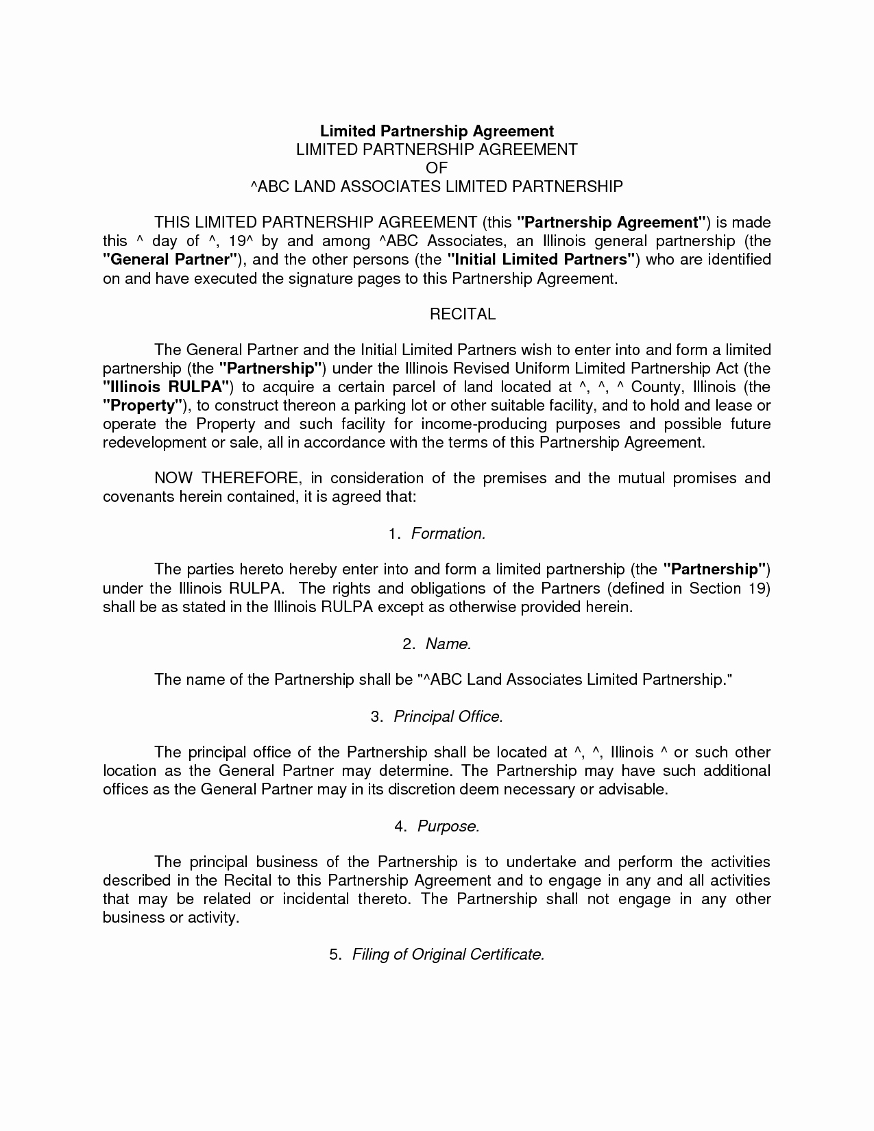 Partnership Agreement Template California Unique Dissolution Agreement Template Doc by Zdn