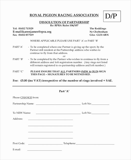 Partnership Agreement Template Word Elegant Partnership Agreement Template forms Word format Excel