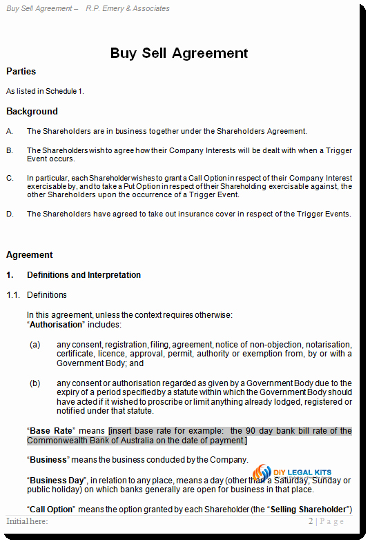 Partnership Buyout Agreement Template Best Of Holder Buy Sell Agreement Out Contract