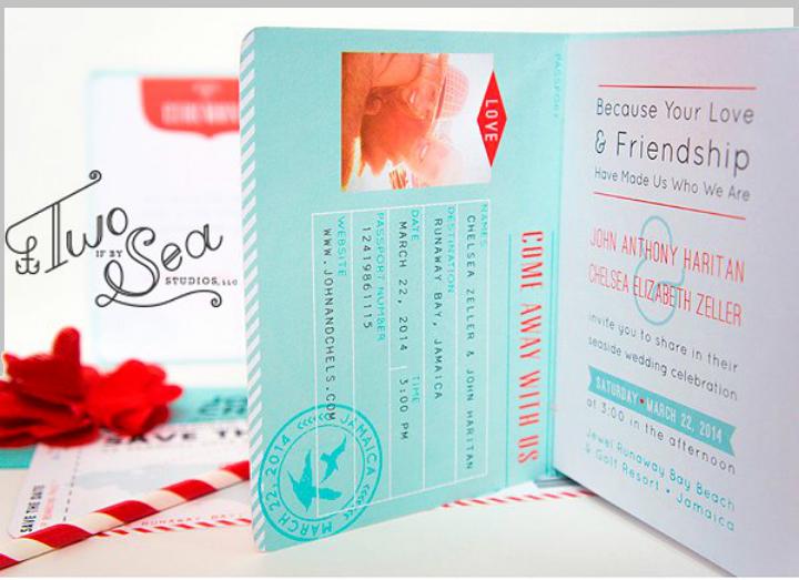 Passport Wedding Invitation Template Fresh 18 Wedding Invitation Templates Editable Psd Ai format