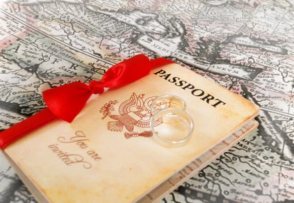 sample passport invitation